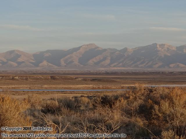 <B>Pretty views of the ponds along the N Fork Humboldt River from land for sale about 15 minutes NE of Elko, Nevada! The Ruby Mountains sit a short distance across the other side of the valley! Zoned for a home or RV use this is a great spot for a getaway in Cowboy Country!